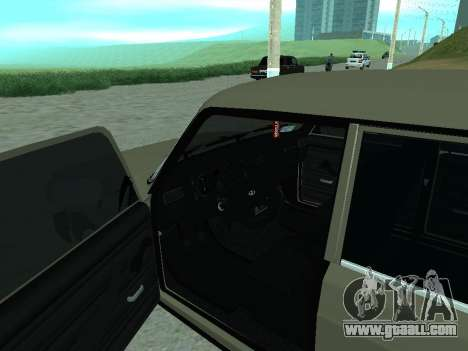 VAZ 2105 Lada for GTA San Andreas right view
