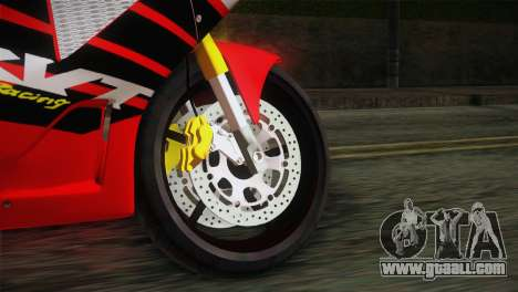 Honda RVT1000R (RC51) IVF for GTA San Andreas back left view