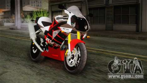 Honda RVT1000R (RC51) IVF for GTA San Andreas