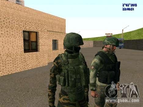 Warrior battalion East for GTA San Andreas forth screenshot
