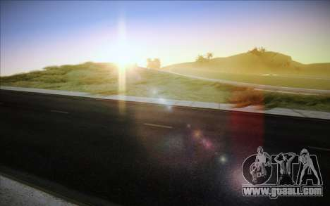 ENB for SA:MP v5 for GTA San Andreas