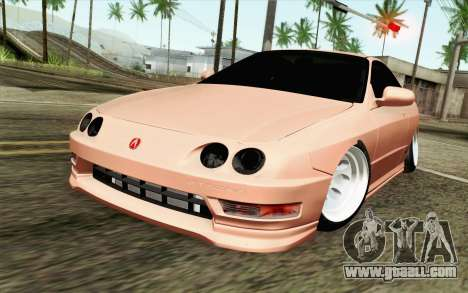Acura Integra Type R 2001 JDM for GTA San Andreas