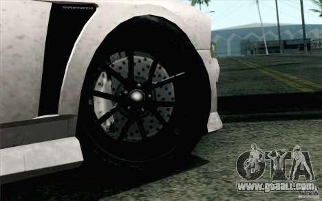 Wheels Corrector 2.0 SAMP for GTA San Andreas third screenshot