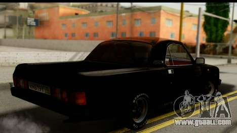 GAZ 31029 Pickup for GTA San Andreas left view
