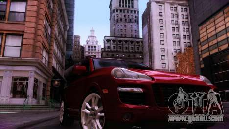 Lenoxx ENB for GTA San Andreas forth screenshot