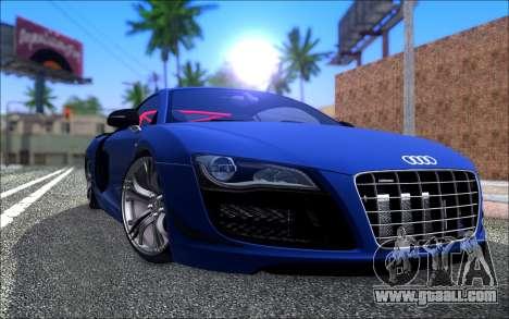 Realistic ENB V1 for GTA San Andreas