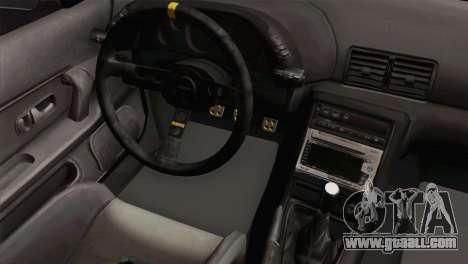 Nissan Skyline R32 Drift JDM for GTA San Andreas right view