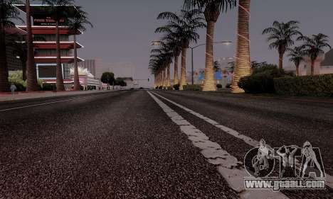 HQ Roads by Marty McFly for GTA San Andreas