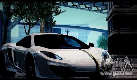 Smooth Realistic Graphics ENB 4.0 for GTA San Andreas second screenshot