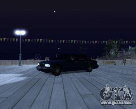 ENB for SAMP by MAKET for GTA San Andreas forth screenshot
