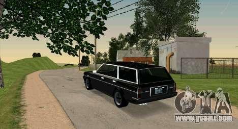 TOYOTA Mark II Wagon (GX70) for GTA San Andreas left view