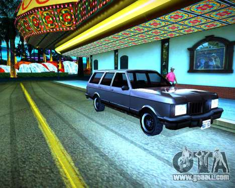 ENB GreenSeries for GTA San Andreas
