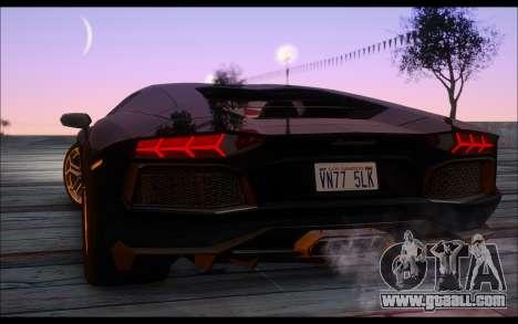 Realistic ENB V1 for GTA San Andreas third screenshot