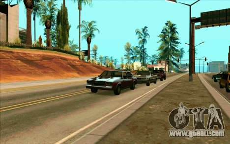 Tini ENB V2.0 Last for GTA San Andreas third screenshot
