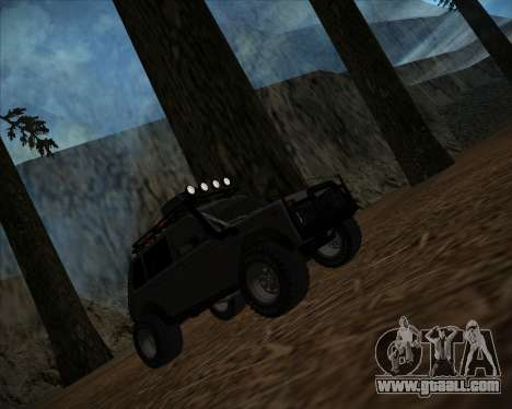 VAZ 2131 Niva 5D OffRoad for GTA San Andreas