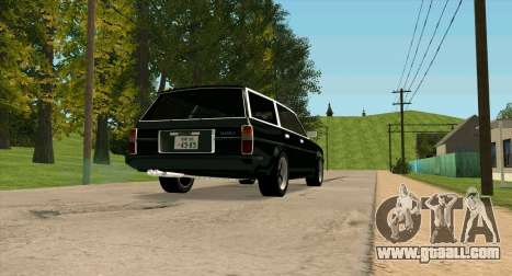 TOYOTA Mark II Wagon (GX70) for GTA San Andreas right view