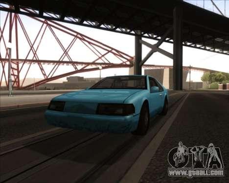 ENB v3.2.3 for GTA San Andreas sixth screenshot