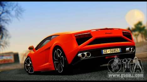 ENB Ximov V4.0 for GTA San Andreas forth screenshot