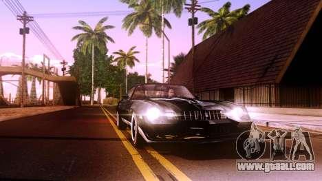 None Name ENB v1.0 for GTA San Andreas third screenshot