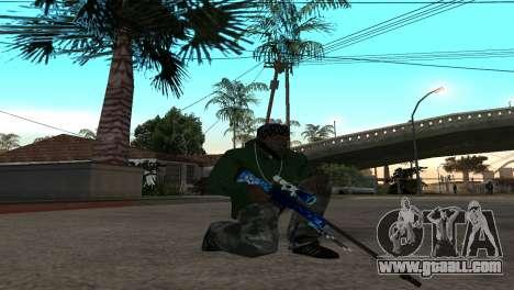 AWP DragonLore из CS:GO for GTA San Andreas