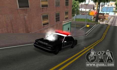 BeautifulDark ENB for GTA San Andreas forth screenshot