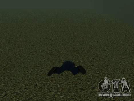 New Particle v0.9 Final for GTA San Andreas forth screenshot