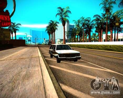 ENB GreenSeries for GTA San Andreas sixth screenshot