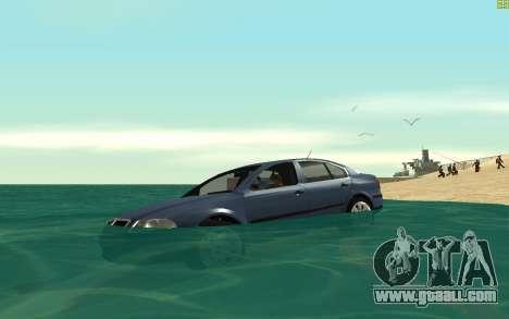 Real Water v1.2 for GTA San Andreas second screenshot