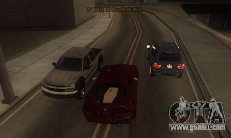ENB for medium PC for GTA San Andreas forth screenshot