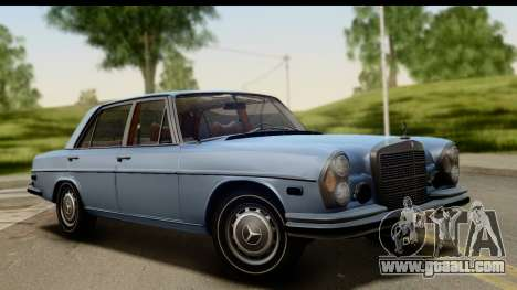 Mercedes-Benz 300 SEL 6.3 (W109) 1967 HQLM for GTA San Andreas