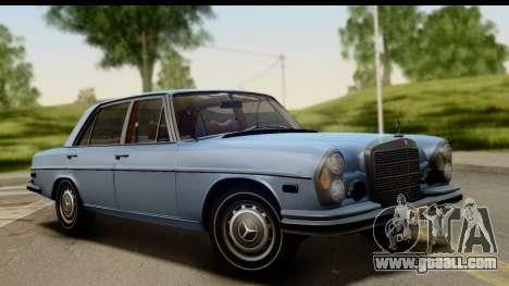 Mercedes-Benz 300 SEL 6.3 (W109) 1967 HQLM for GTA San Andreas