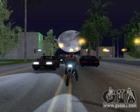 ENB for SAMP by MAKET for GTA San Andreas fifth screenshot