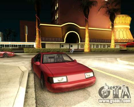 ENB v3.2.3 for GTA San Andreas