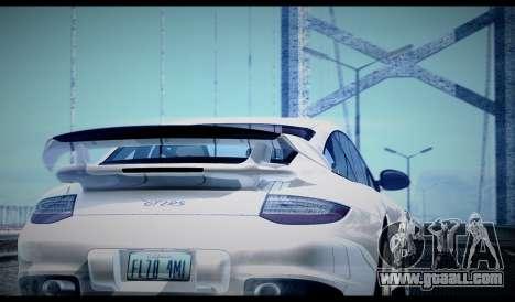 Smooth Realistic Graphics ENB 4.0 for GTA San Andreas third screenshot