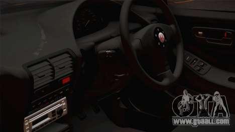 Honda Integra Type R 2000 for GTA San Andreas right view