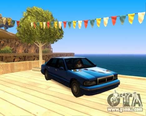 ENB for SAMP by MAKET for GTA San Andreas third screenshot