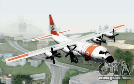 C-130H Hercules Coast Guard for GTA San Andreas
