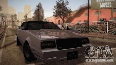 Simple ENB Series for Low PC for GTA San Andreas fifth screenshot