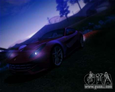 iNFINITY ENB for GTA San Andreas third screenshot