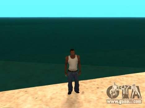 New Particle v0.9 Final for GTA San Andreas second screenshot