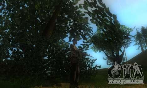 ENB for medium PC for GTA San Andreas ninth screenshot