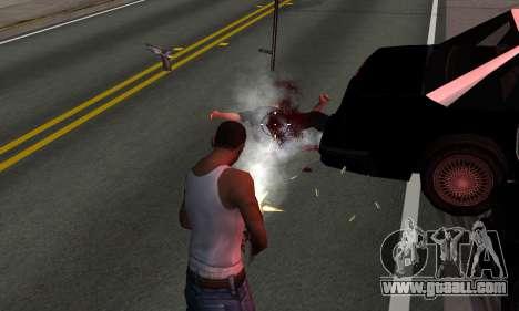 BeautifulDark ENB for GTA San Andreas fifth screenshot