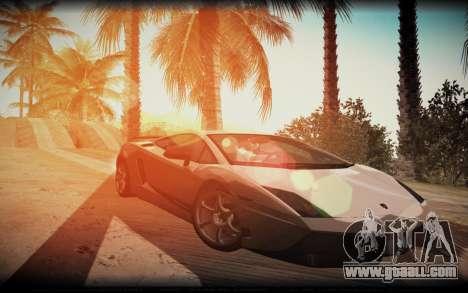 ENB for SA:MP v5 for GTA San Andreas third screenshot