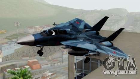 F-14 Japan Air Self Defense Force for GTA San Andreas
