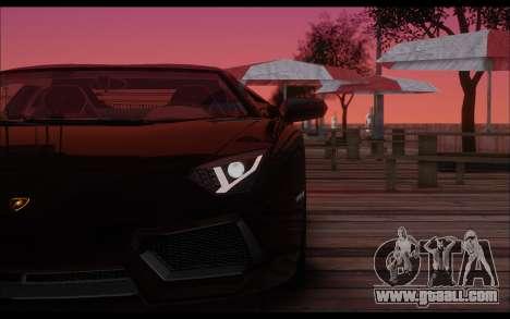 Realistic ENB V1 for GTA San Andreas second screenshot