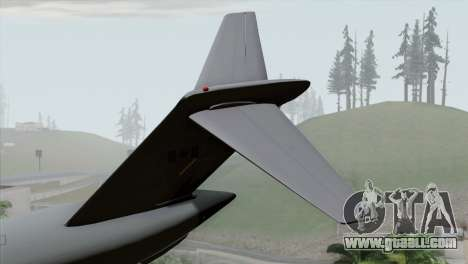 C-17A Globemaster III RCAF for GTA San Andreas back left view