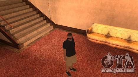 New Zero for GTA San Andreas second screenshot