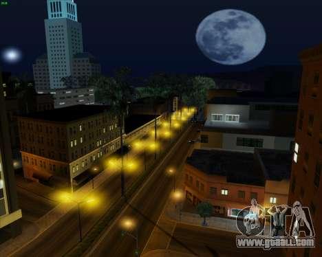 ENB Series for SAMP for GTA San Andreas eighth screenshot