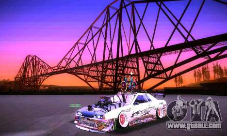 ANCG ENB v2 for GTA San Andreas ninth screenshot