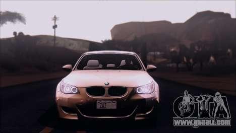 Strong ENB for GTA San Andreas forth screenshot